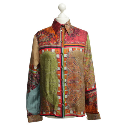 Etro Blouse with Paisleyprint
