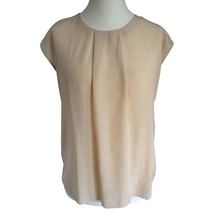 St. Emile Silk blouse nude