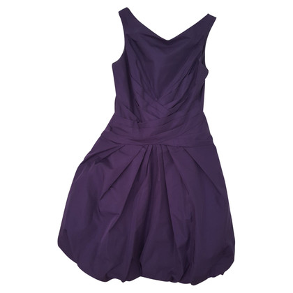 Hobbs Dress in purple