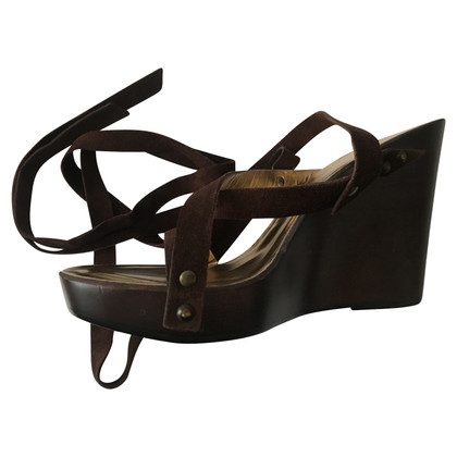 Dolce & Gabbana Sandals with wedge heel