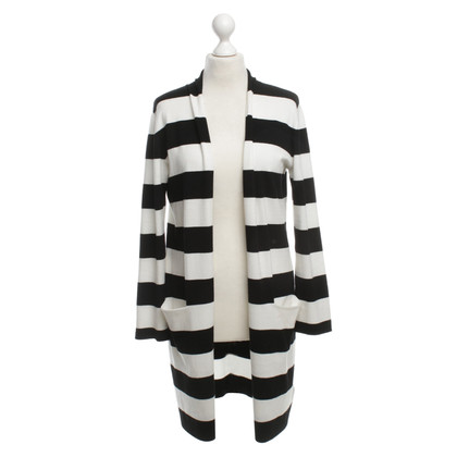 Laurèl Sweater with stripes