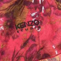 Kenzo Stole with pattern