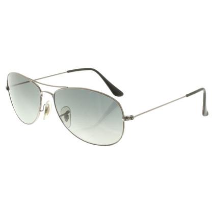 Ray Ban Sonnenbrille mit Doppelsteg