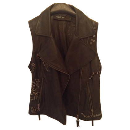 Marc Cain Leather vest