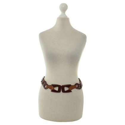 Prada Belt in the material mix