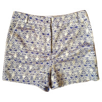 Richard Nicoll Shorts with metallic effect