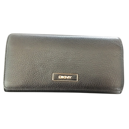 DKNY portafoglio nero