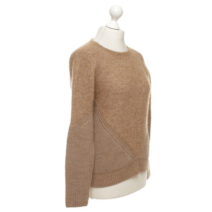 Stefanel Sweater in light brown