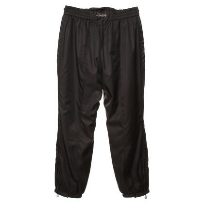 Bogner Pantaloni termici in nero