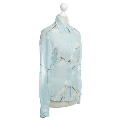 Versace Blouse with floral pattern
