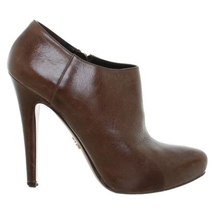 Prada Boots in Bruin