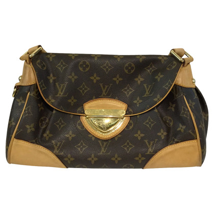 "Louis Vuitton ""Beverly MM Monogram Canvas"""