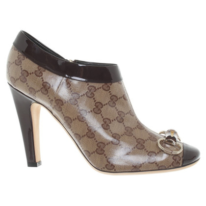 Gucci Ankle boots with Guccissima pattern
