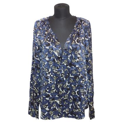 Dorothee Schumacher Tunic blouse made of silk