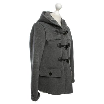 Burberry Dufflecoat in grey