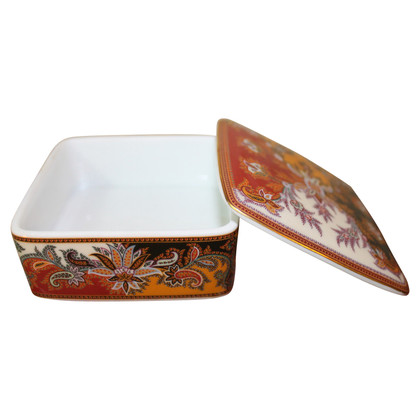 Etro Ceramic jewelry box