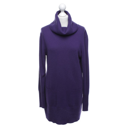 Repeat Cashmere Cashmere jurk in paars