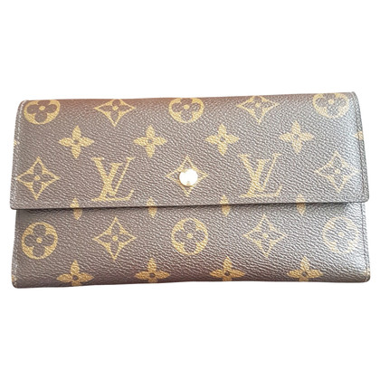 """Louis Vuitton """"Safe Wallet"""""""