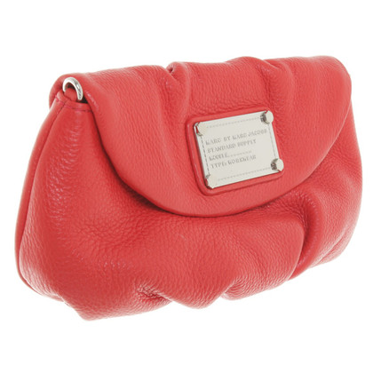 Marc Jacobs Clutch in Rot