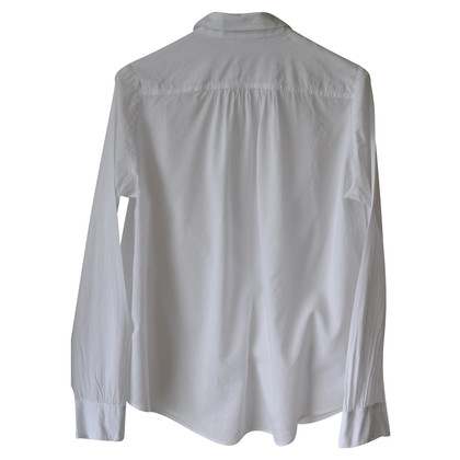 Zadig & Voltaire White cotton blouse