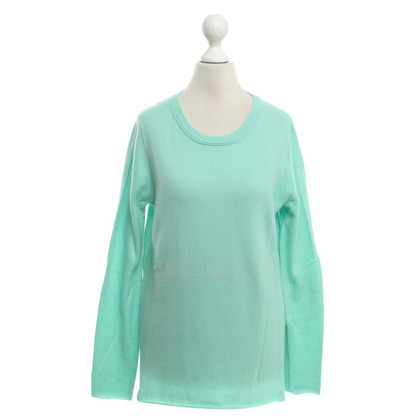 J. Crew Cashmere sweater in mint