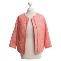 By Malene Birger Tweed jas in roze