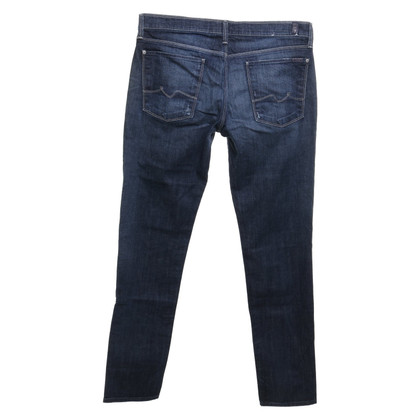 "7 For All Mankind  Jeans ""Roxanne"" in blue"