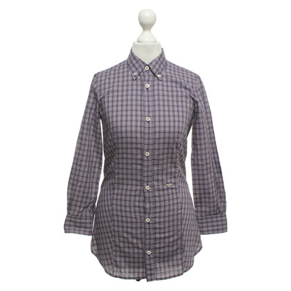 Dsquared2 Shirt blouse with pattern