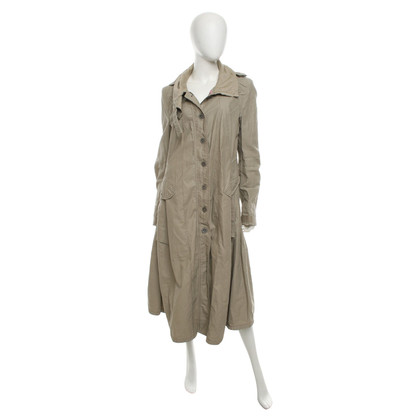 Marithé et Francois Girbaud Cappotto in beige