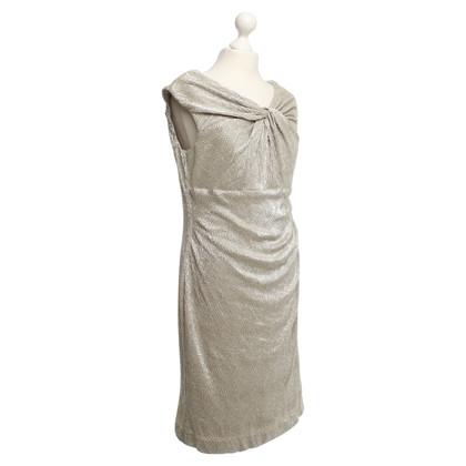 Ralph Lauren Abendkleid mit Effektgarn