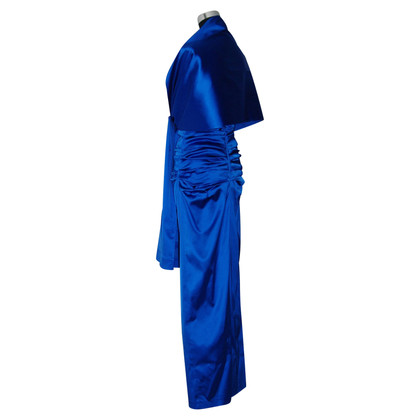 Talbot Runhof Evening dress with stole