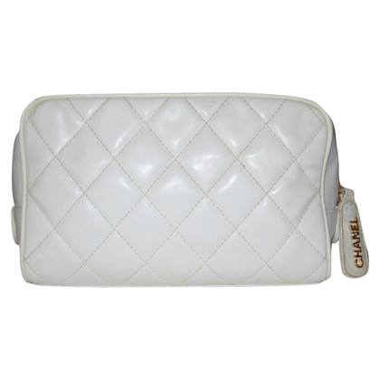 Chanel Vanity case in pelle