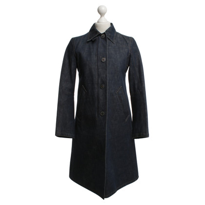 Prada Coat in denim look