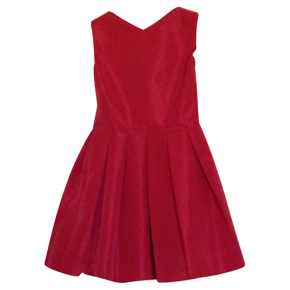 Red Valentino Abito da cocktail in fucsia