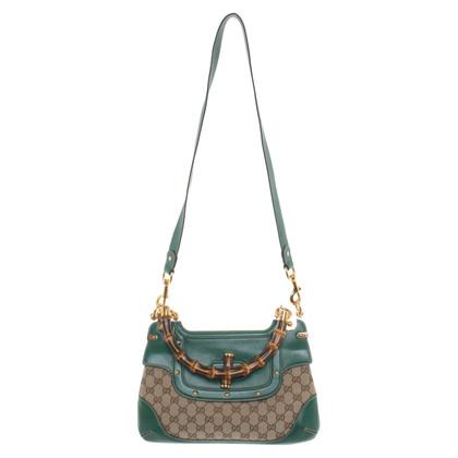 Gucci Spalla Bag Verde