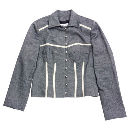 Christian Dior Jacket in blue