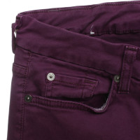 7 For All Mankind Jeans in purple