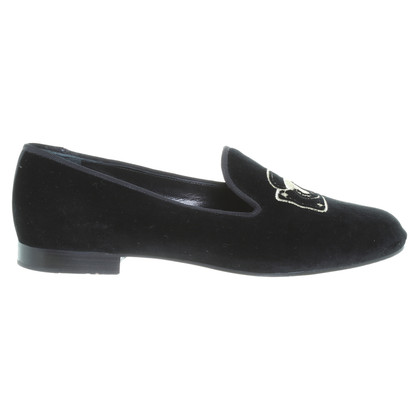 Marc Jacobs Loafer in Schwarz