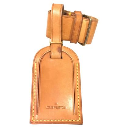 Louis Vuitton Adres Tag VVN leer