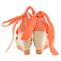 Ugg Orange sandals