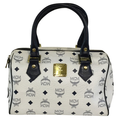 MCM Handbag with logo pattern