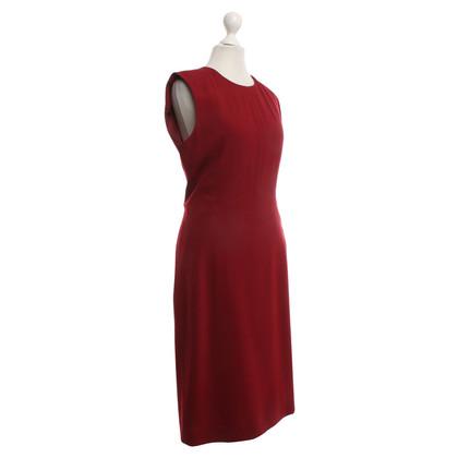 Joseph Dress in claret