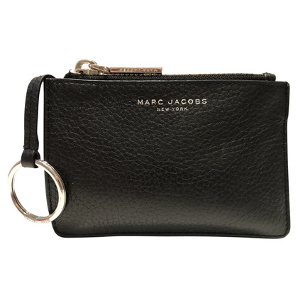 Marc Jacobs Portemonnaie in Schwarz