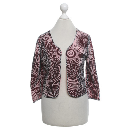 Marc Cain Short jacket with pattern