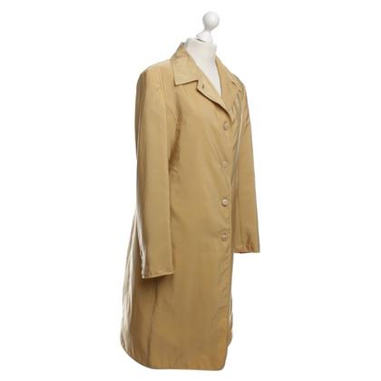 Ermanno Scervino cappotto lungo in beige