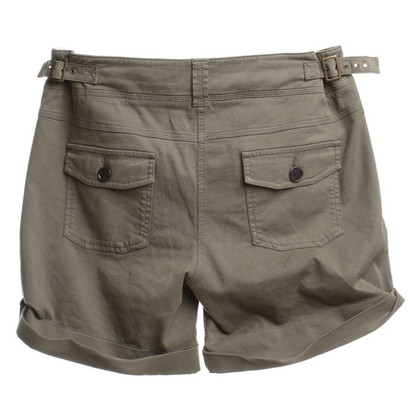 Etro Shorts in olive green
