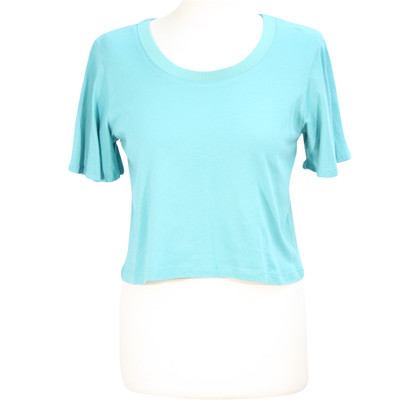 French Connection Top in turquoise