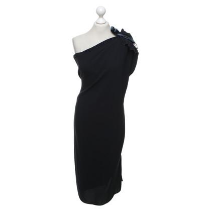 Lanvin Dress in dark blue