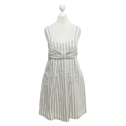 See by Chloé Dress in white / gold