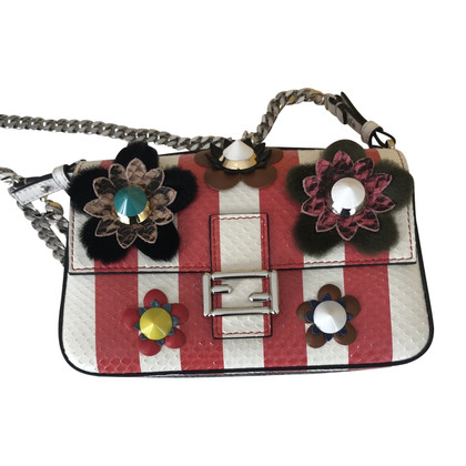 "Fendi ""Double Baguette Bag"""